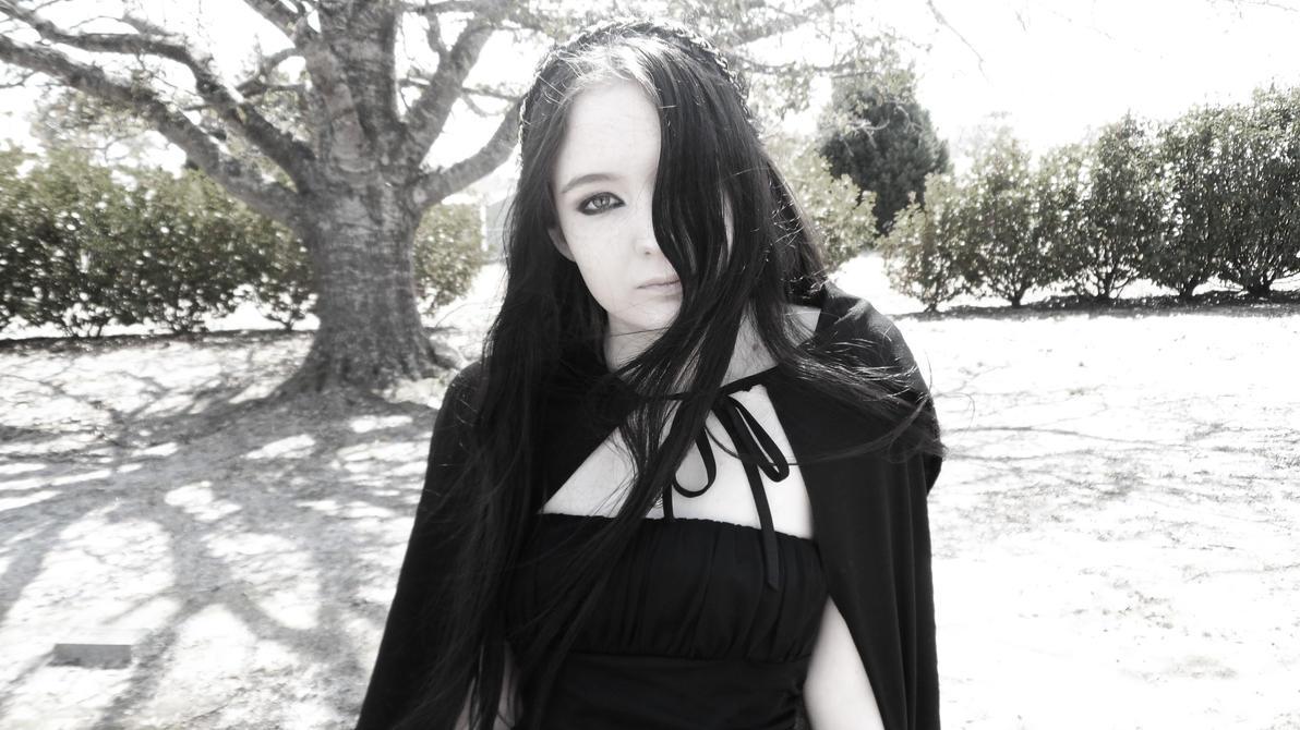 Eyes by GothicRavenMidnight