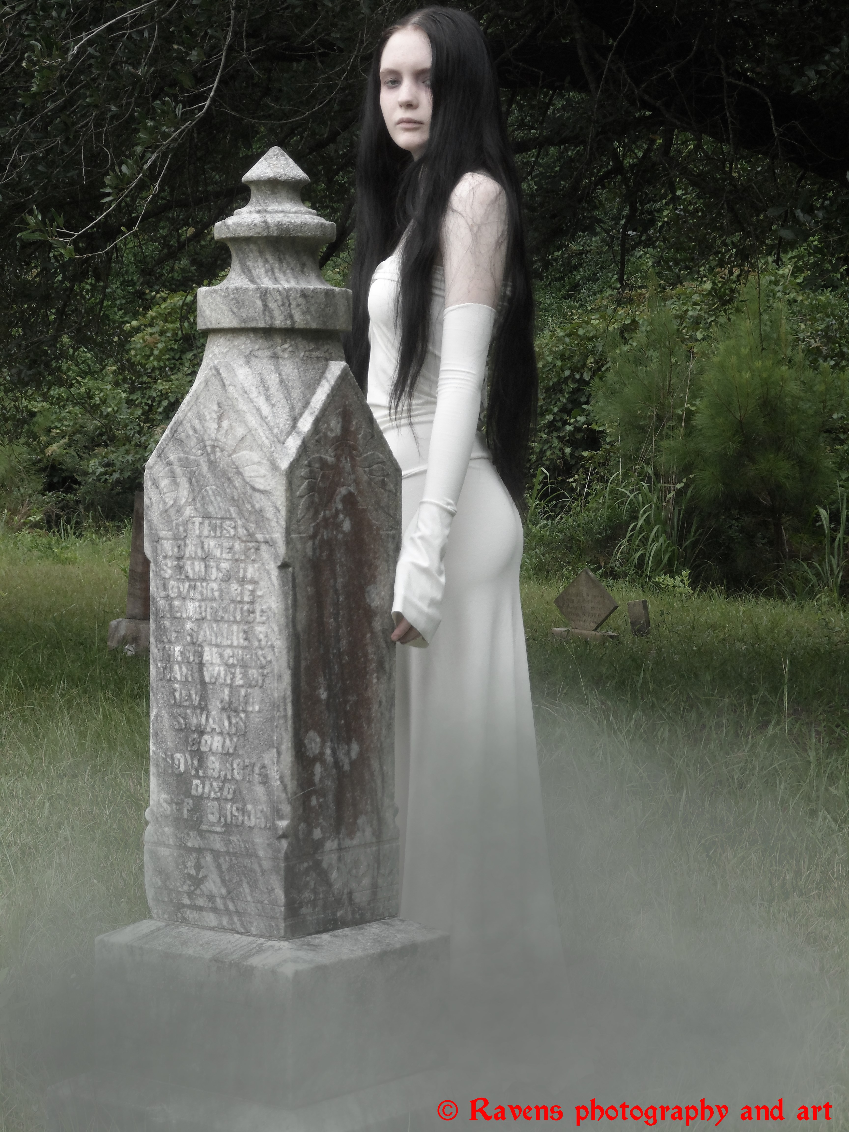 Her Ghost in the fog 2, first edit by GothicRavenMidnight