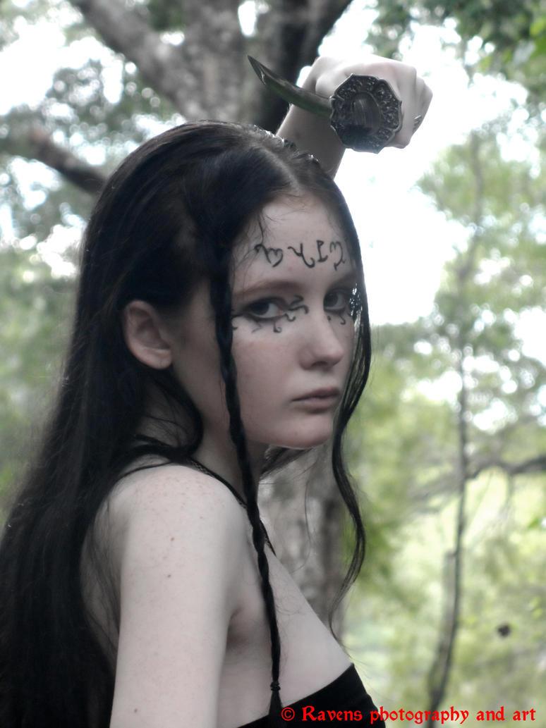 Theban Elf Shoot 2, Challenge by GothicRavenMidnight