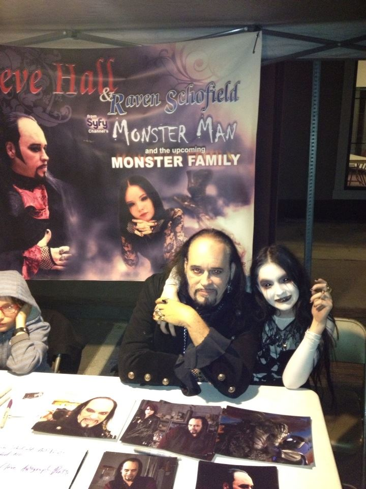 Cleve and Me The Contortionist by GothicRavenMidnight