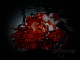 Roses and Chains by GothicRavenMidnight