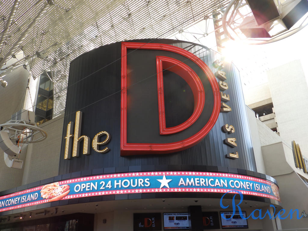 I found the D in Vegas! by GothicRavenMidnight