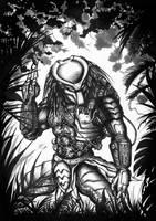 Predator by noelchianart76