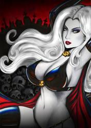 Lady Death by noelchianart76