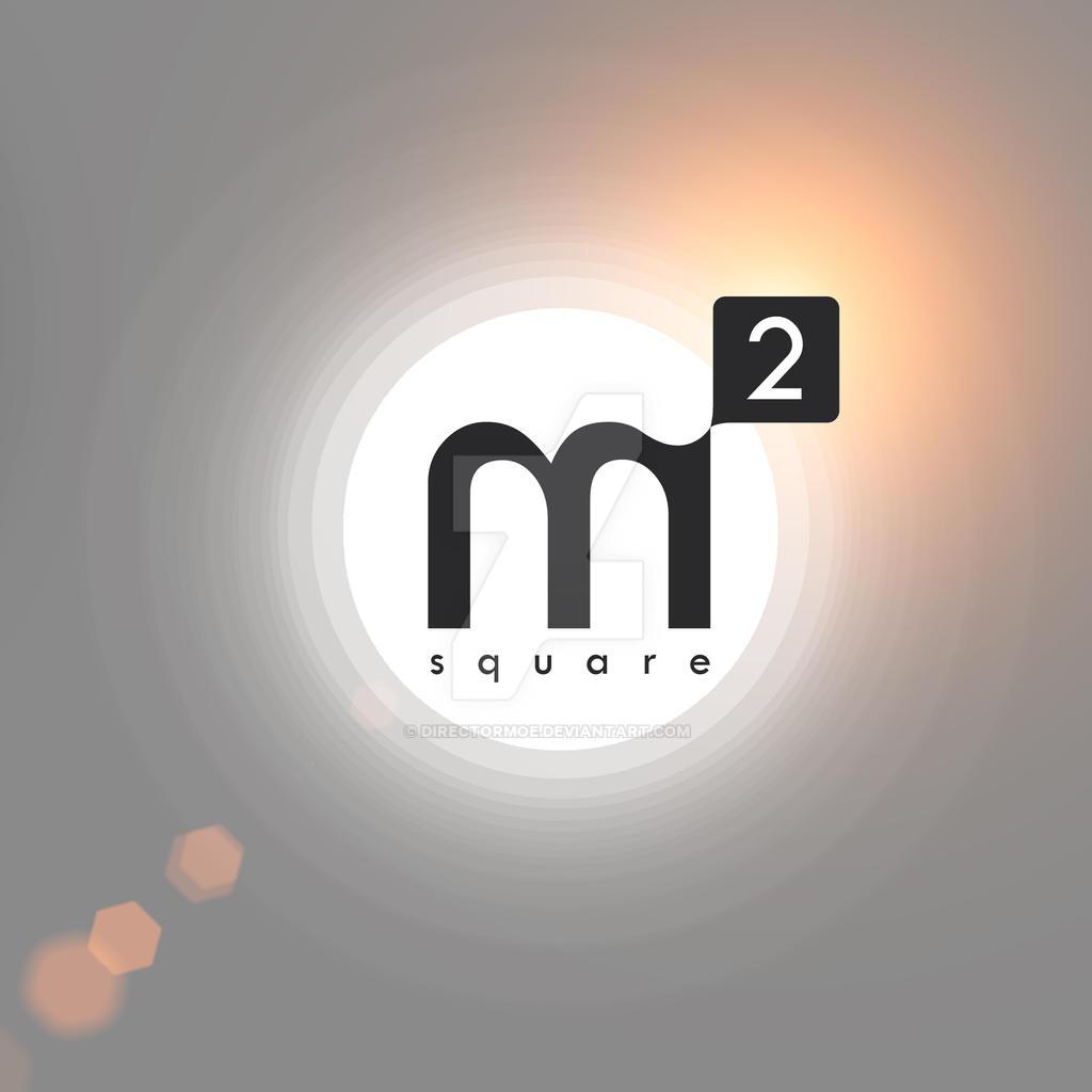 'M Square productions' logo