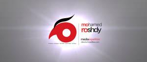 Director Mohamed Roshdy - Logo