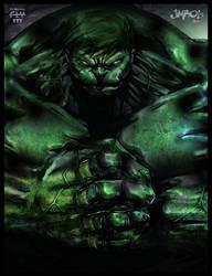 Hulk Smash by henflay