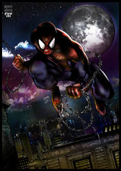 Spidey by henflay
