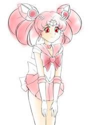 Sailor ChibiMoon by Gabri--L