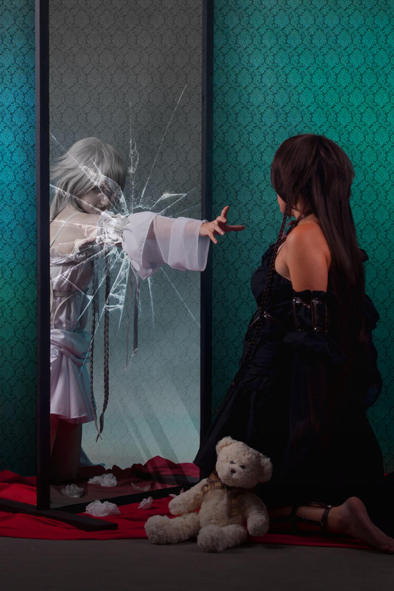 You shall be mine by Hybryda