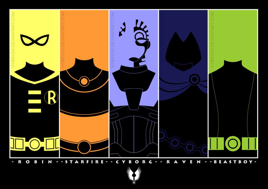 VECTOR Titans by Hybryda