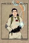 Peter Venkman - Ghostbusters
