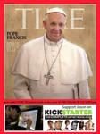 Jason Seiler's Pope Illustration on TIME magazine by MadArtistPublishing