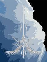 heaven sword insignia - vector by Yoji00