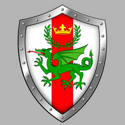 Midrealm Coat of Arms by Urthwise
