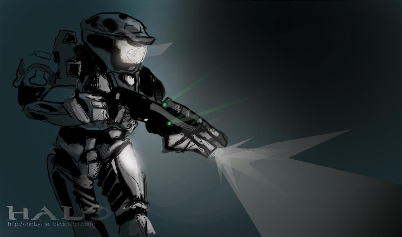 . hALO . by shAtzyShelL