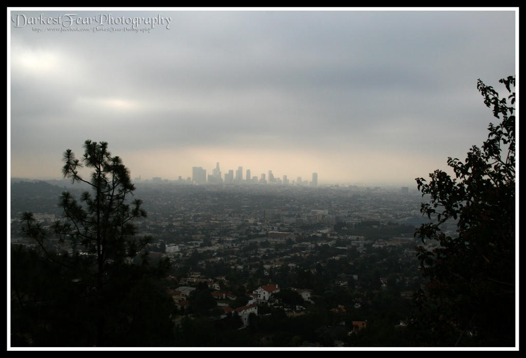 Griffith Park I by DarkestFear
