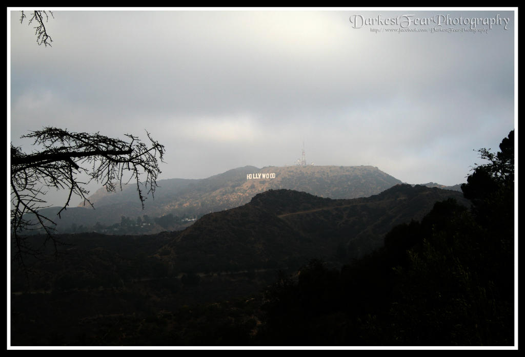 Griffith Park II by DarkestFear