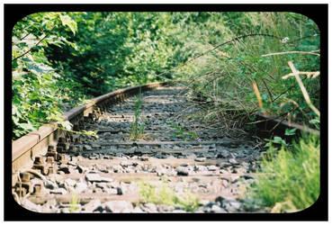 railway by DarkestFear