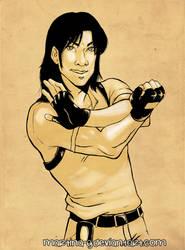 Tekken 2 tribute - Lei Wulong