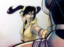 .FGE Project: Tekken 20th Anniversary.