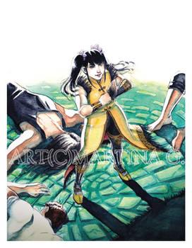 Fight Night Anthology: Xiaoyu