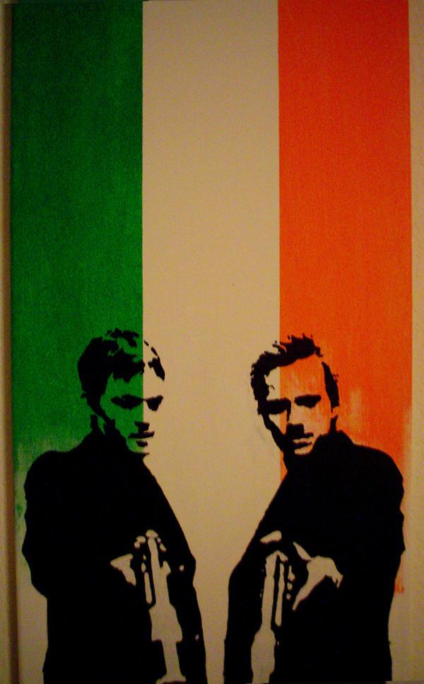 Ireland Flag Iphone Wallpaper