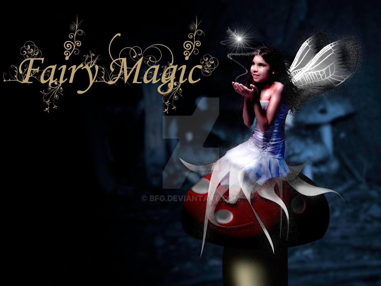 Fairy Magic by BFG