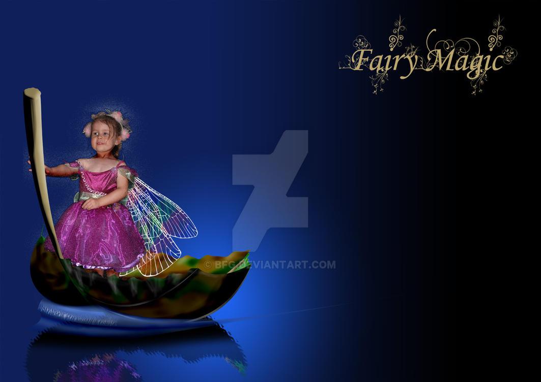 Fairy Magic 5 by BFG