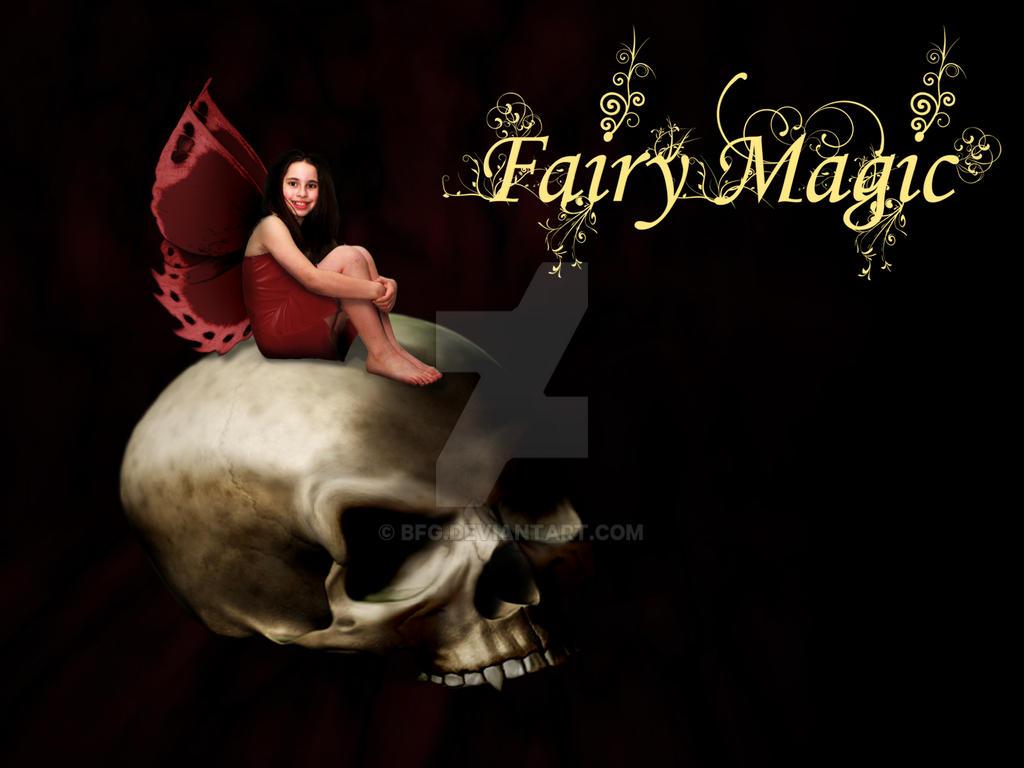 Halloween Fairy by BFG