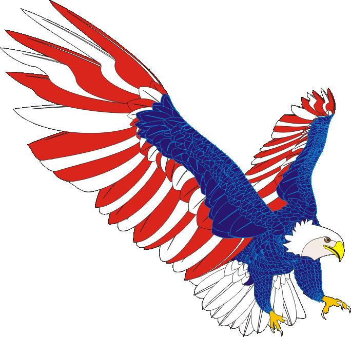 American Eagle by BFG