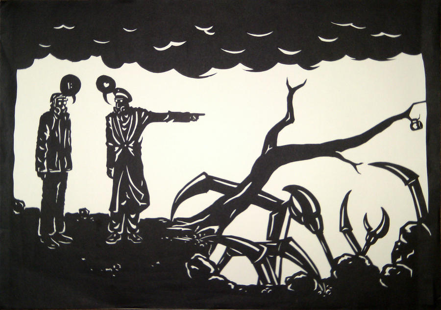 Romantically Apocalyptic - Poor Snippy by Tukono