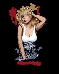 Scarlett Johansson by Lullipops