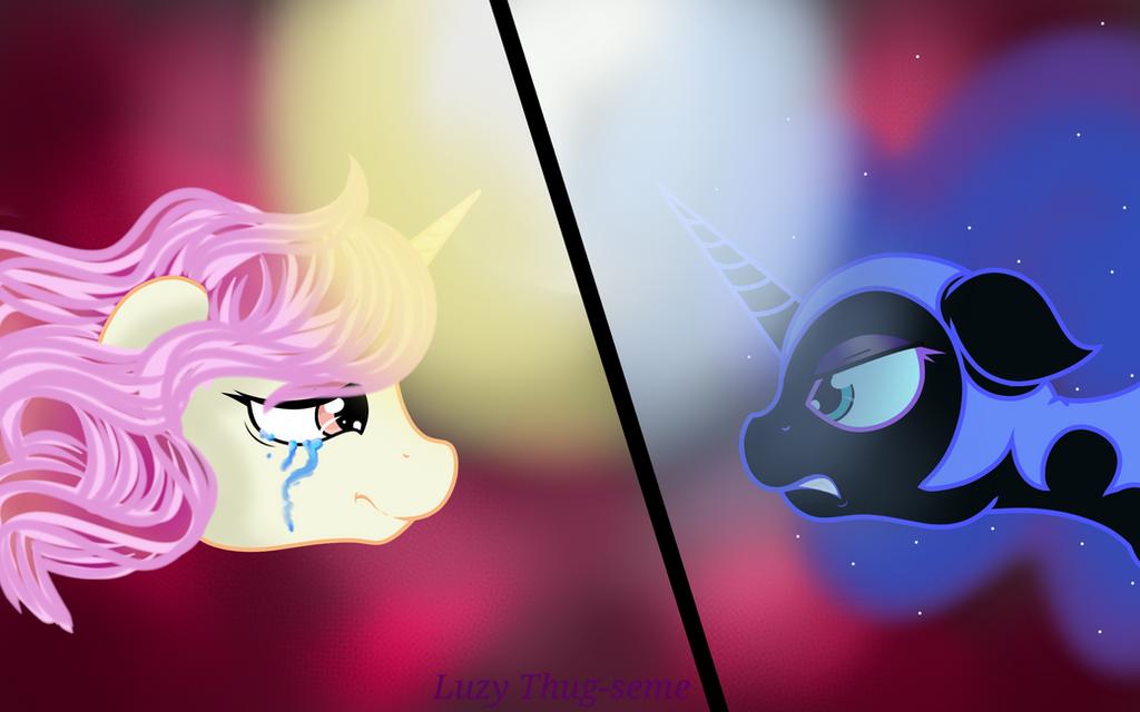 princess celestia vs nightmare -#main