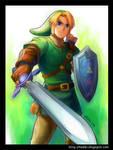 Commission - Link Again