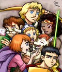 Dungeons and Dragons Crew