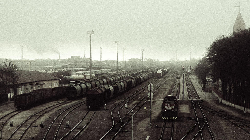 End of line by ShutterFace