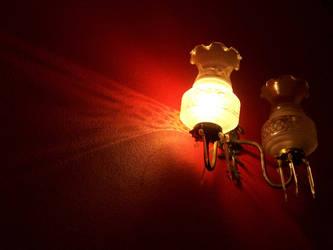 the shinnig lamp by Kkymerah