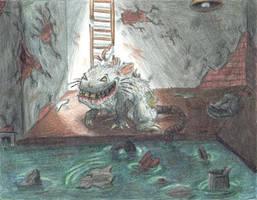 Plague Rat of Doom by artemis251