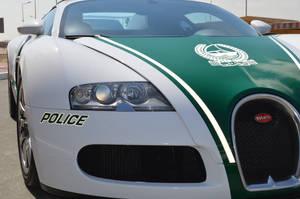 dubai police car by SaifanPhotography