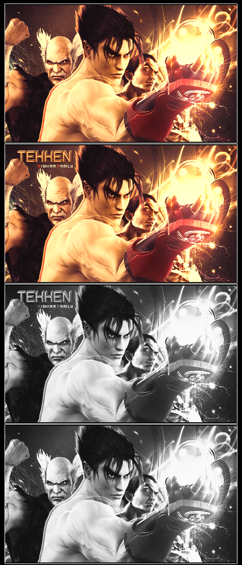 Tekken by Oleg-DMW