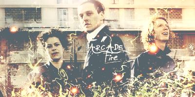 Arcade Fire by Oleg-DMW
