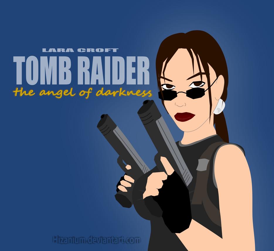 Tomb Rider Wallpaper: Tomb Raider The Angel Of Darkness By Hizanium On DeviantArt