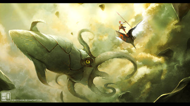 Monstrosity Hunter 01