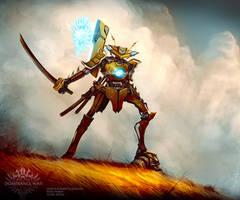 Mantis Samurai
