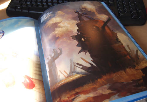 Megaman Trubute Book by Roboto-kun