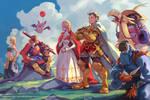 Final Fantasy Tactics - Side B