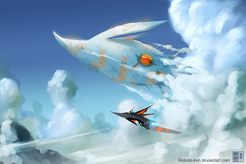 Monstrosity Hunter SP 03 by Roboto-kun