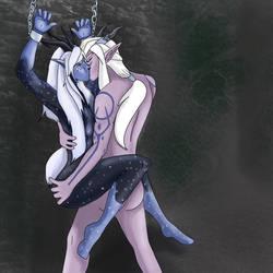 Dark Romance by EmpressGypsy