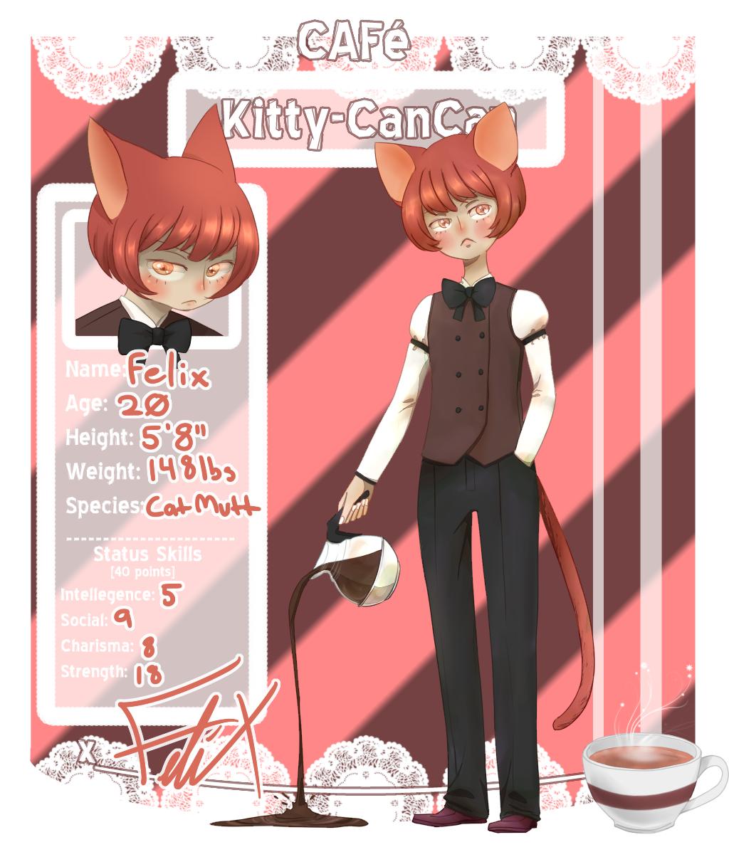 KCCC App: Felix by arrozmonster